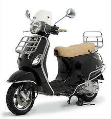 scooter leasen online aanbieding